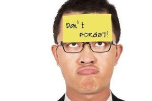 Cara Agar Tidak Mudah Lupa, Kerjaan Lancar dan Cepat Naik Jabatan